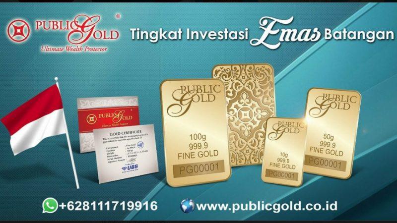 Public Gold Di Indonesia