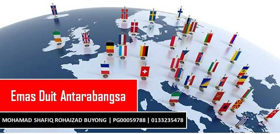 Emas Wang Antarabangsa