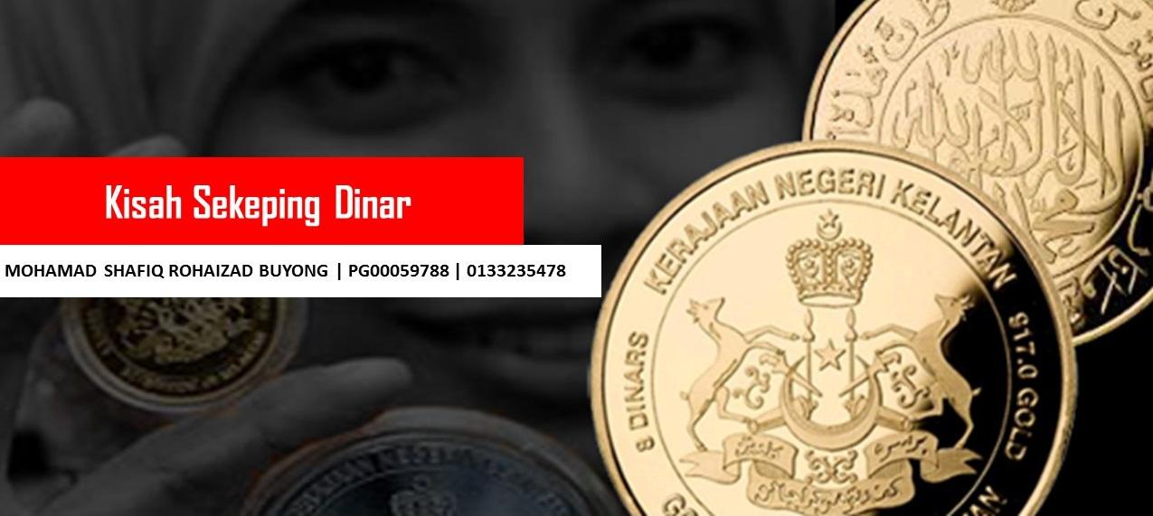 Kisah Sekeping Dinar