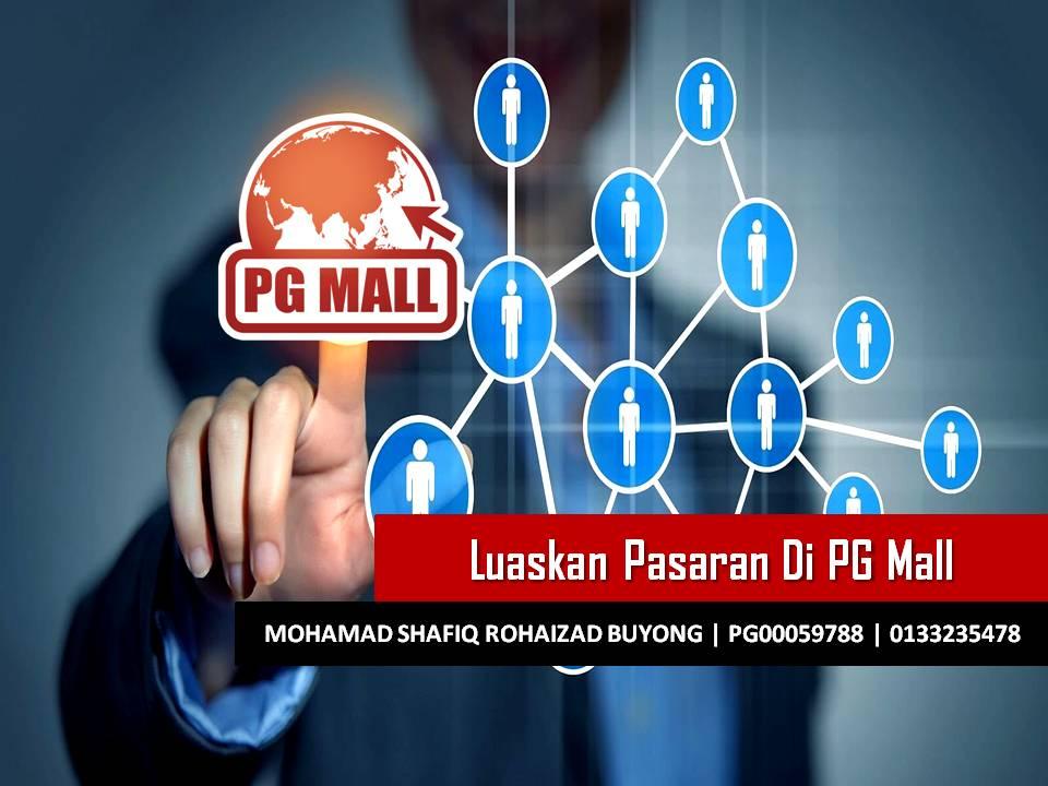 Luaskan Pasaran Di PG Mall