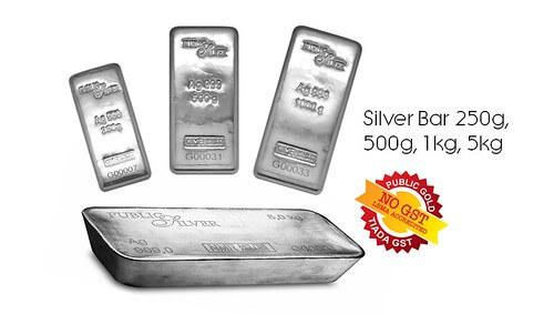 Silver, Bagaimana Keuntungnya?