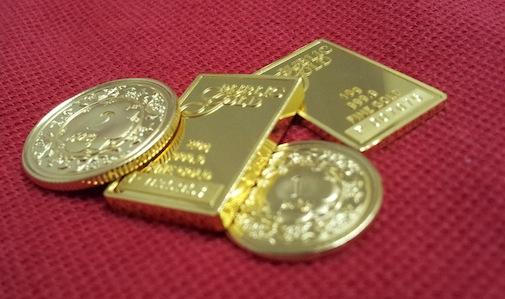 Emas Hanya 1 Alat Kekayaan