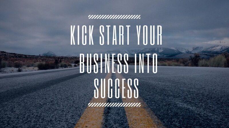 Kick Start Dealer Emas